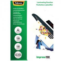 Folie do laminowania błyszczące 100 µ, 303x426 mm - A3, 100 szt.