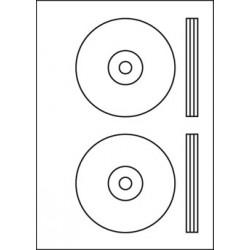 Etykiety Uni CD