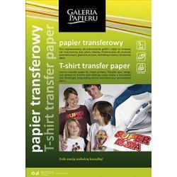 Papier transferowy do jasnych tkanin
