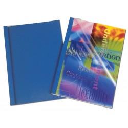 Okładki do termobindowania skóropodobne Fellowes PRESTIGE - 3 mm (9-32 kartek)