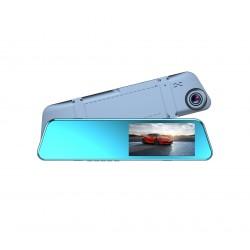 Kamera samochodowa na lusterko wsteczne Full HD, przednia i tylna videoCAR L300