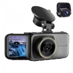 Kamera samochodowa Ultra HD 4K , przednia i tylna videoCAR D500