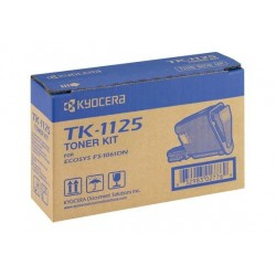 Toner Kyocera TK-1125 - Rabat? Dzwoń - 606-457-705 - POLSKA GWARANCJA, Autoryzowany Przedstawiciel i Serwis KYOCERY!