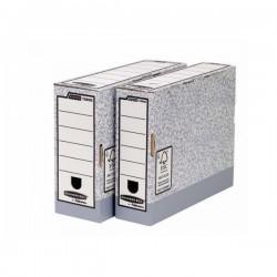 Bankers Box System z FSC® - pudełko na akta 80mm