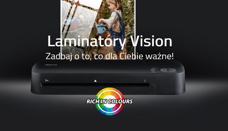 Laminator Vision